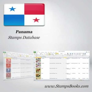 Panama Stamps dataBase