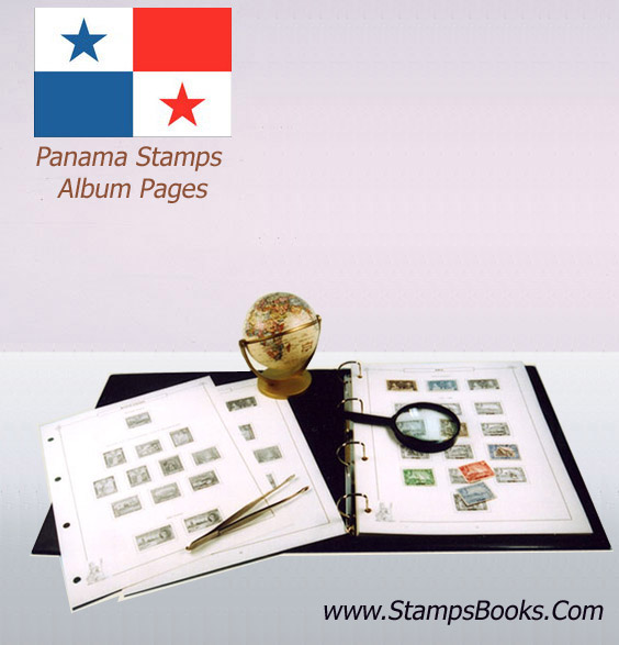 Panama stamps