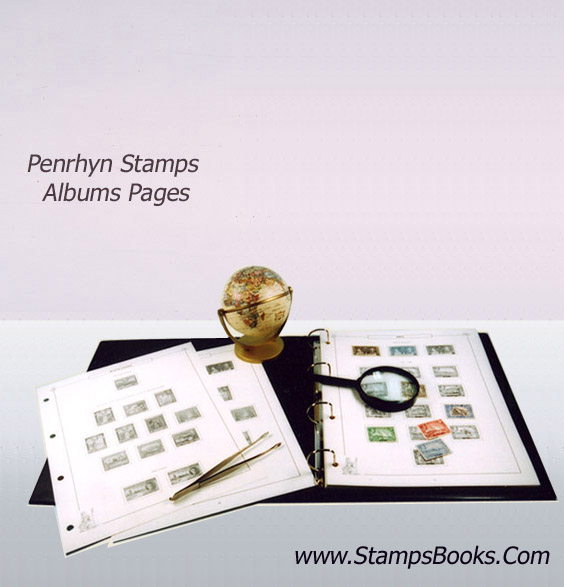 Penrhyn Stamps