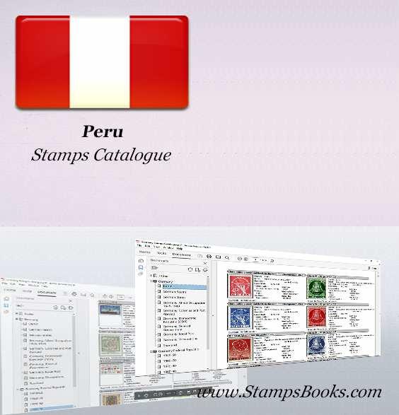 Peru Stamps Catalogue
