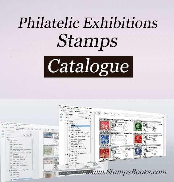 Philatelic Exhibitions stamps