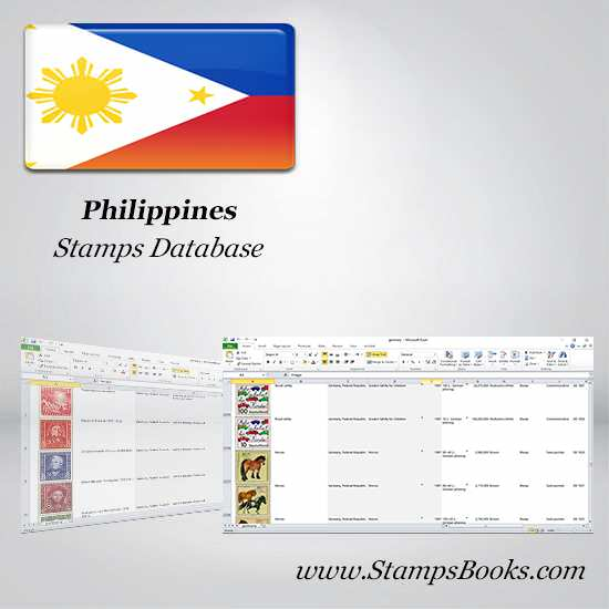 Philippines Stamps dataBase