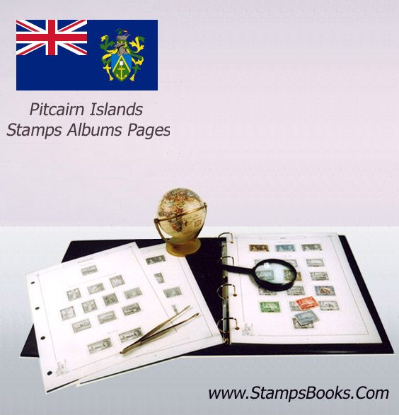 Pitcairn Islands stamps