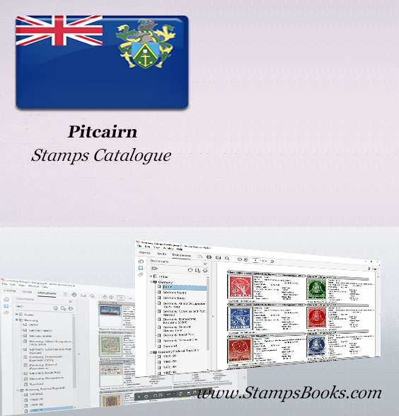 Pitcairn Stamps Catalogue