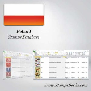 Poland Stamps dataBase