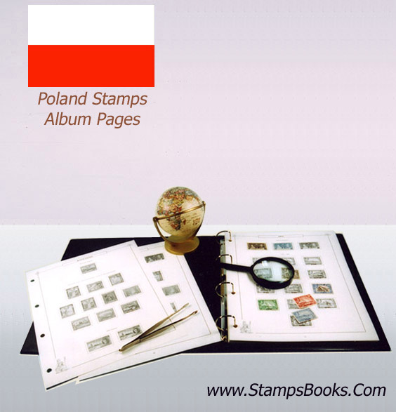 Poland stamps