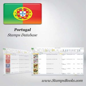 Portugal Stamps dataBase