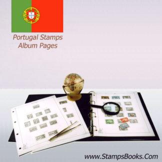 Portugal stamps Album
