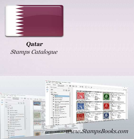 Qatar Stamps Catalogue