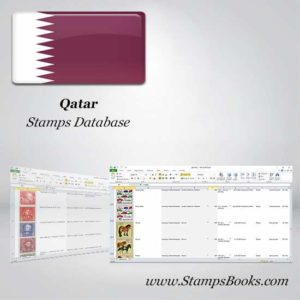 Qatar Stamps dataBase