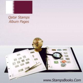 Qatar stamps