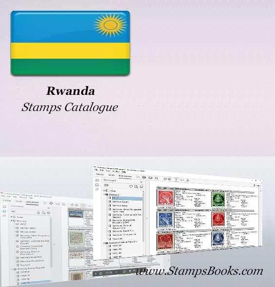 Rwanda Stamps Catalogue