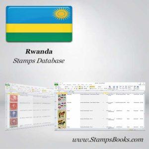 Rwanda Stamps dataBase