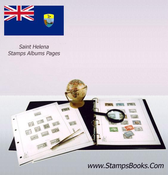 Saint Helena stamps