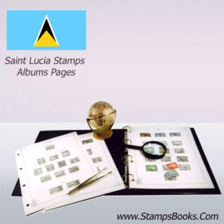 Saint Lucia stamps