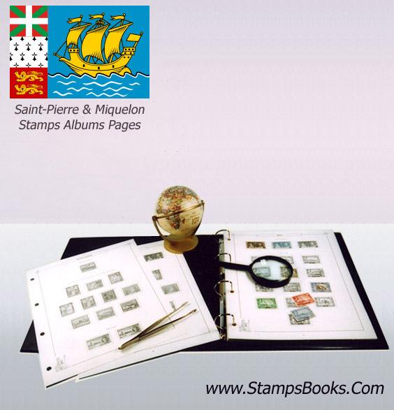 Saint Pierre Miquelon stamps