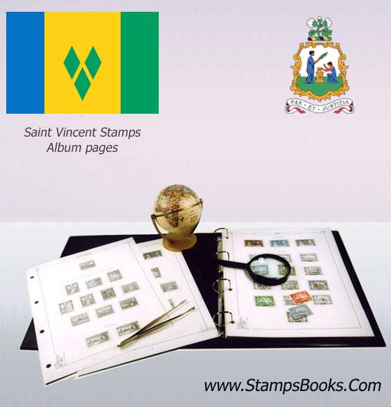 Saint Vincent stamps