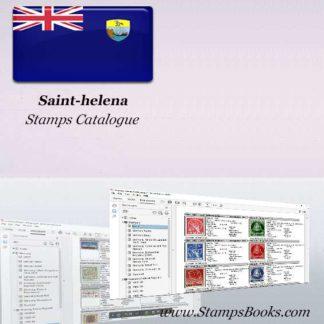 Saint helena Stamps Catalogue