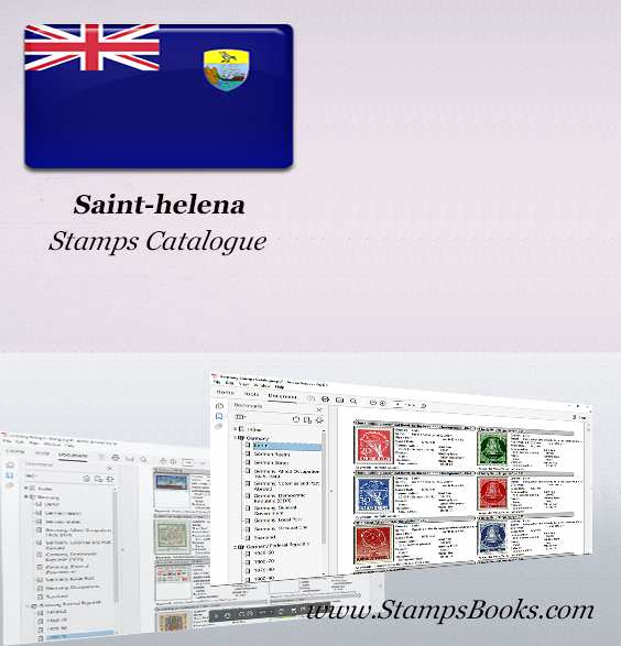 Saint helena Stamps Catalogue