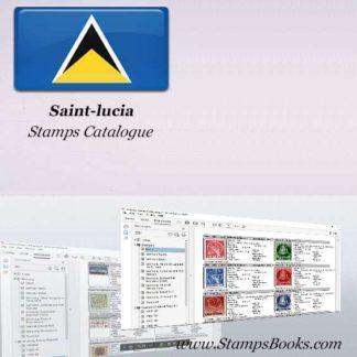 Saint lucia Stamps Catalogue