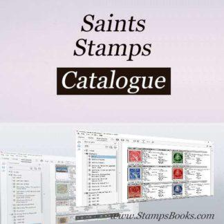 Saints stamps