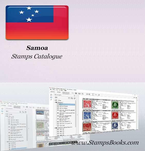 Samoa Stamps Catalogue