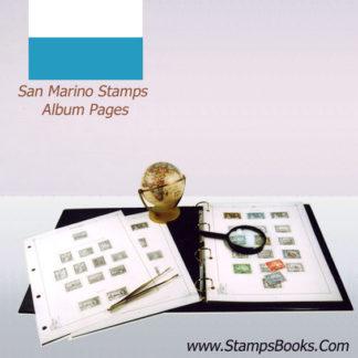 San Marino stamps