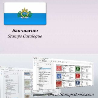 San marino Stamps Catalogue