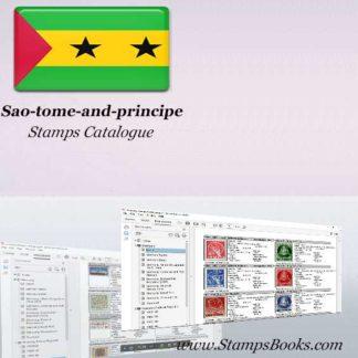 Sao tome and principe Stamps Catalogue