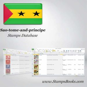 Sao tome and principe Stamps dataBase
