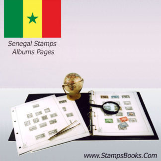 Senegal Stamps