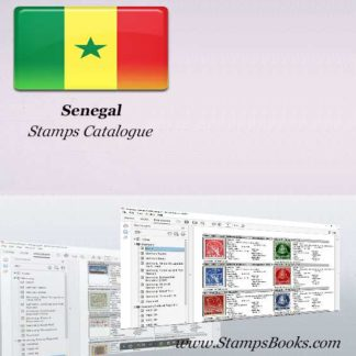 Senegal Stamps Catalogue