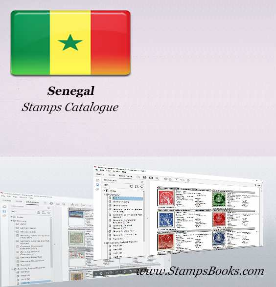 Senegal Stamps Catalogue
