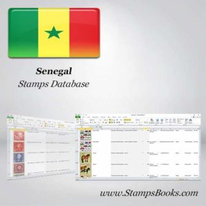Senegal Stamps dataBase