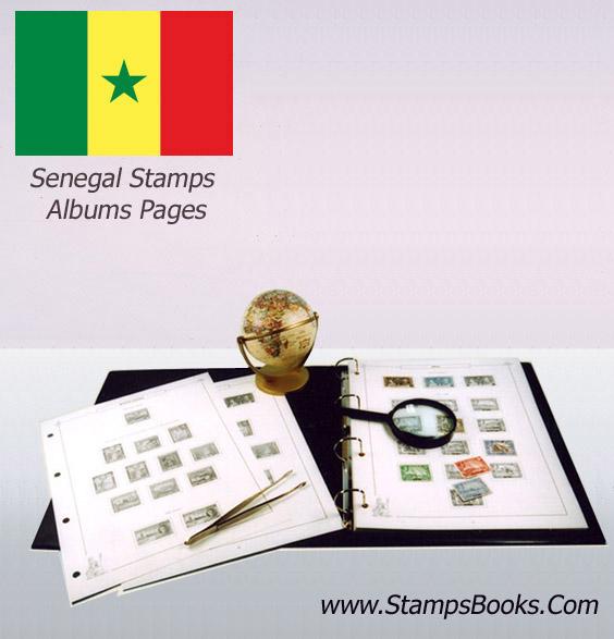 Senegal Stamps
