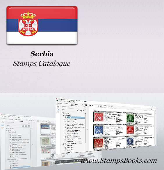 Serbia Stamps Catalogue
