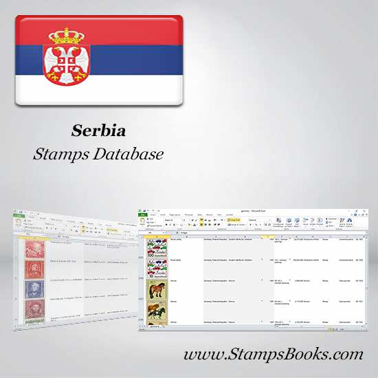 Serbia Stamps dataBase