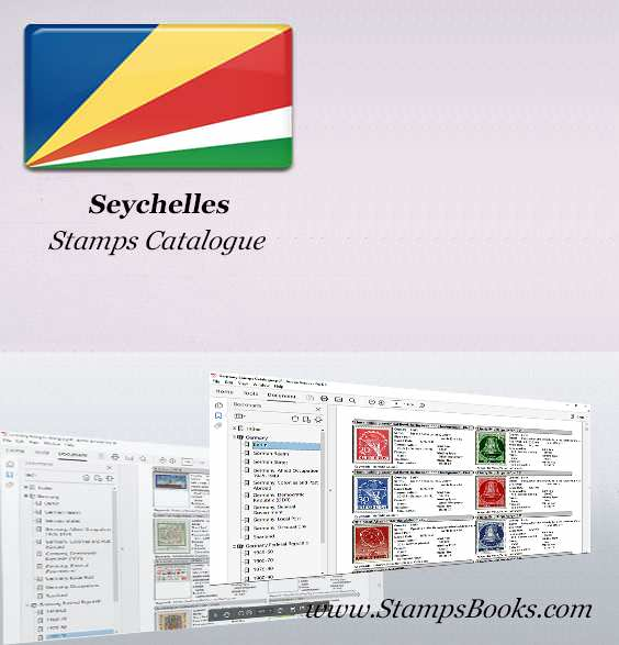 Seychelles Stamps Catalogue