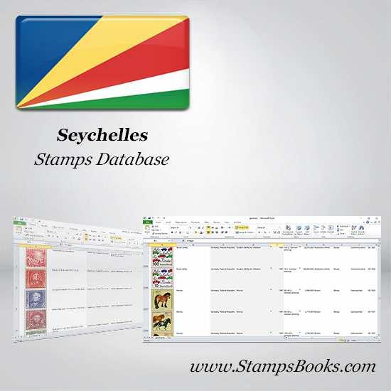 Seychelles Stamps dataBase