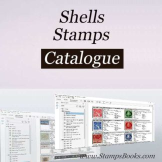 coquilles timbres