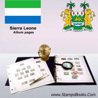 Sierra Leone stamps