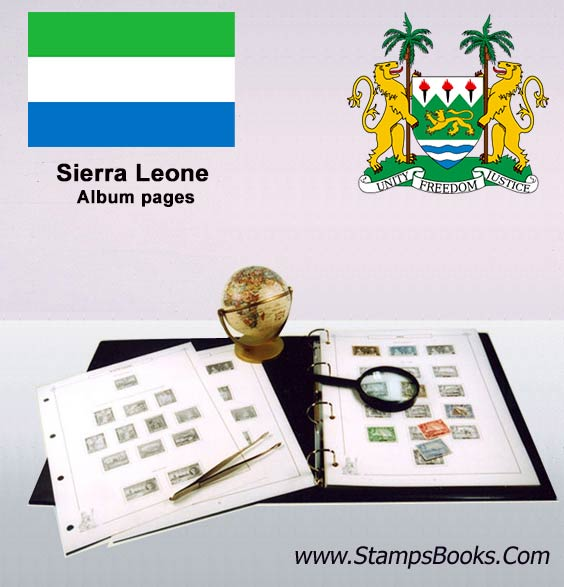 Sierra Leone stamps