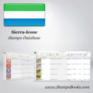 Sierra leone Stamps dataBase