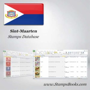 Sint Maarten Stamps dataBase