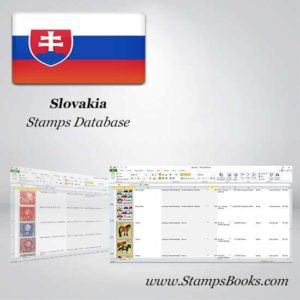 Slovakia Stamps dataBase