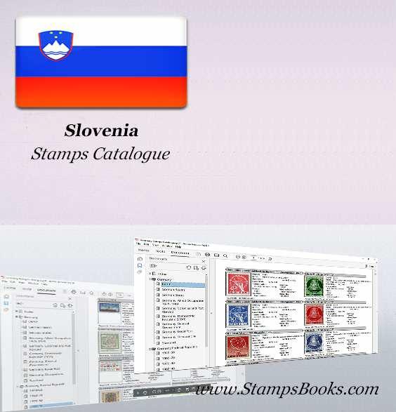 Slovenia Stamps Catalogue