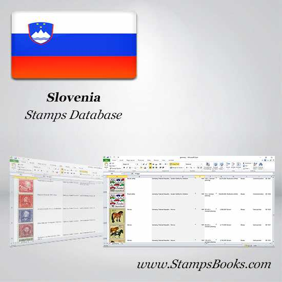 Slovenia Stamps dataBase