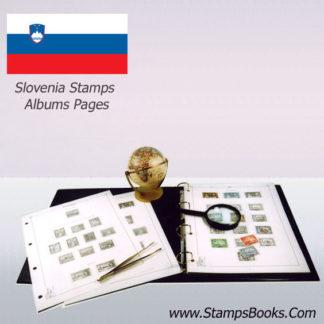 Slovenia stamps