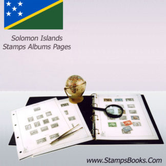 Solomon Islands stamps