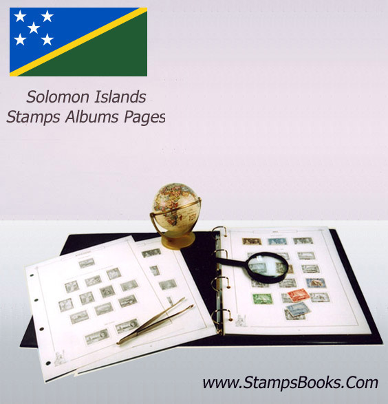 Solomon Islands stamps